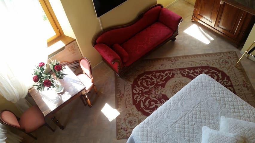 Suite Raffaello-Villa San Martino Relais&Wellness - Cartoceto - Villa