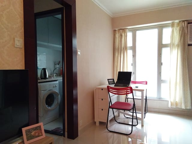 Budget Stay in Tuen Mun Town Centre - Hong Kong - Bed & Breakfast
