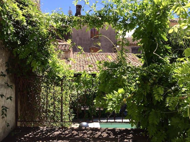 Maison St Hippolyte - Bedroom 2 - Saint-Hippolyte-du-Fort - Ev