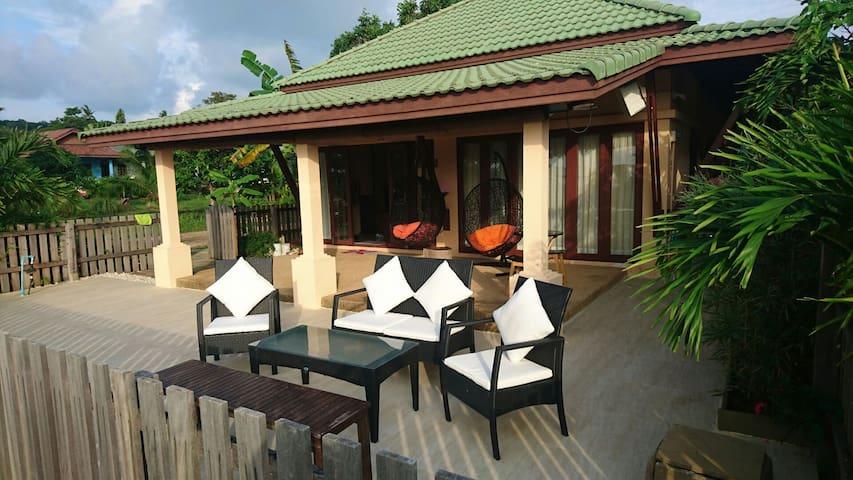 Sunset Beach Villa - Остров Самуи - Вилла