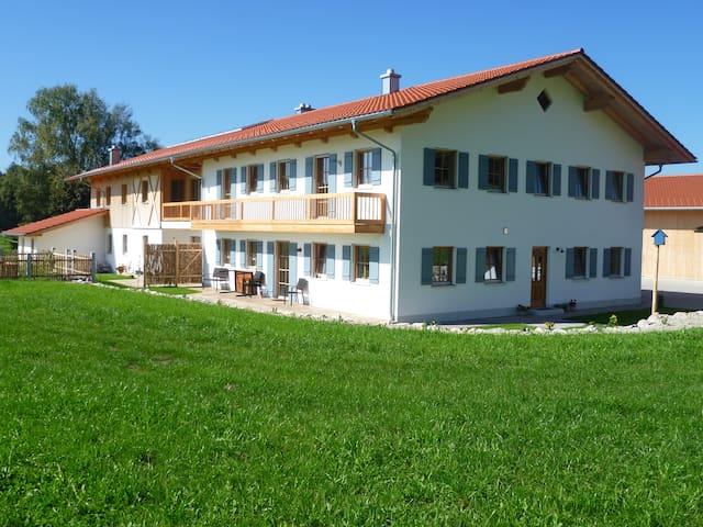 Neubauwohnung in stilvollem Landhof - Kaltental - Lägenhet