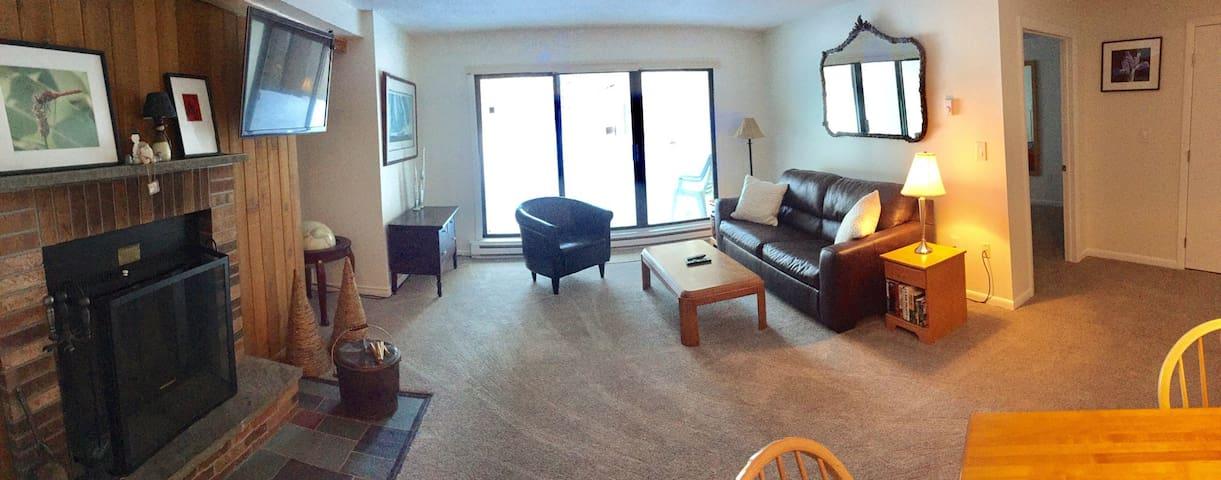 Mountain Green Condo 3A2 - Killington - Appartement en résidence