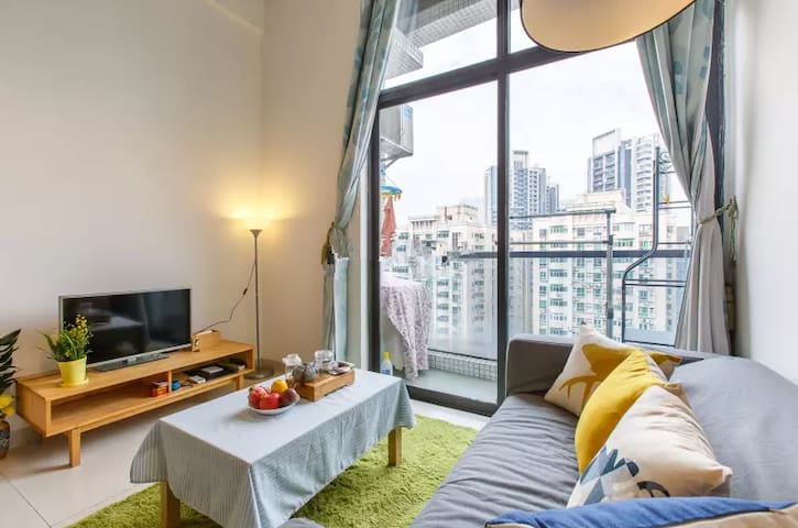 #Promotion!# Loft Apartment in ZHUJIANG NEW TOWN - Guangzhou
