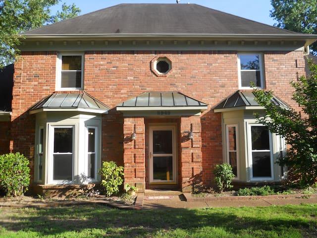 1 or 2 bedrooms in Memphis suburbs - Memphis - Hus