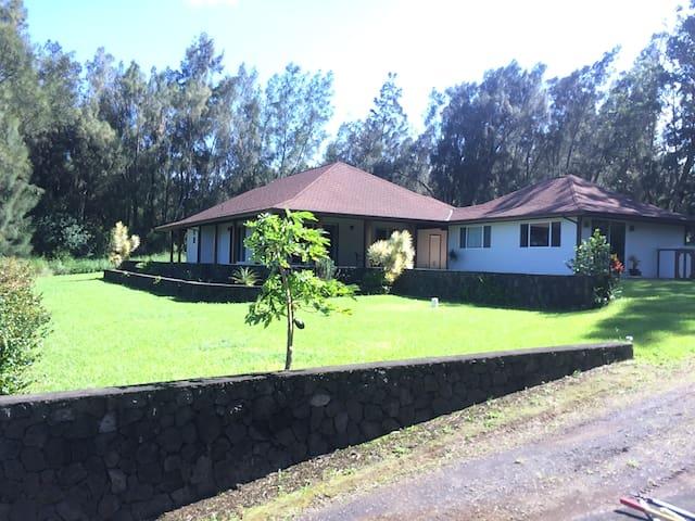 Hawaiian Paradise Ohana - Big Island, HI - Hawi
