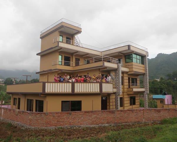Spend fruitful time in Nepal.  - Godawari - Huis
