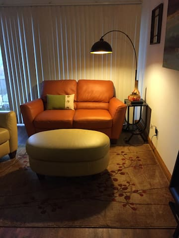 Studio well furnished - Burlingame - Byt