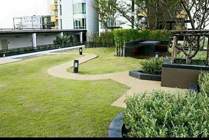Modern Living 5 min to IMPACT Arena Prime Location - Pak Kret