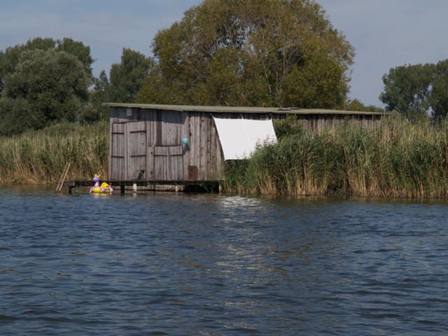 The Boat House , dream in the natur - Groß Kreutz