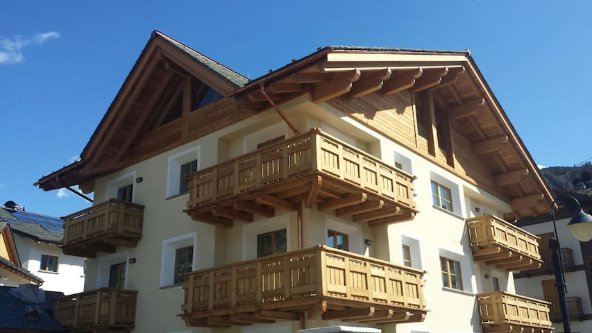 COZY & CENTRAL STUDIO for 2 close to the cable car - Bormio - Byt