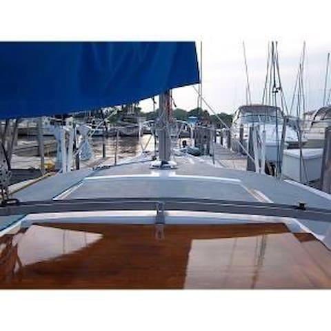 27' Coronado sailboat, sleeps 6. - Muskegon - Лодка