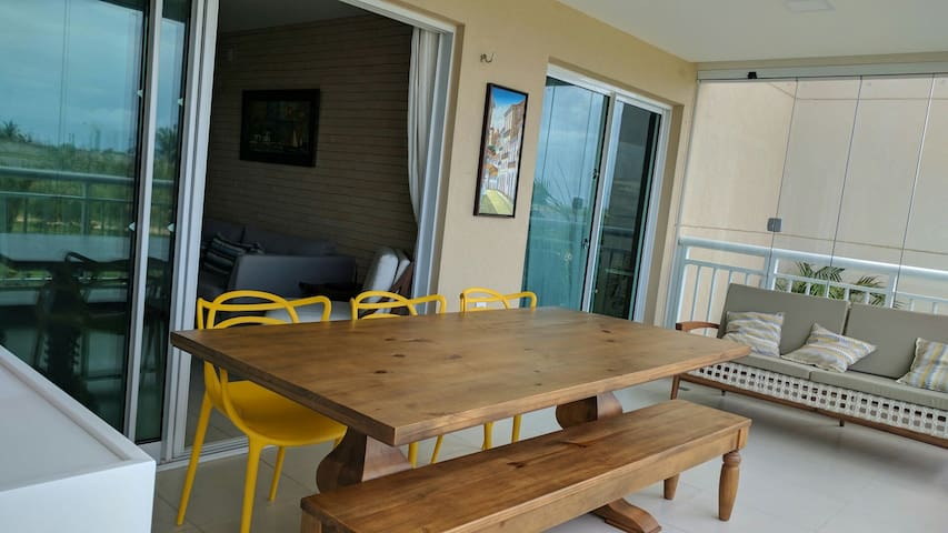 GolfVille - Beach Park luxury beach apartment - Porto das Dunas / Aquiraz / Fortaleza - Appartement