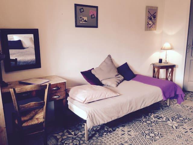 Appartement d'hôtes le Séchoir - Tour-de-Faure - Lägenhet