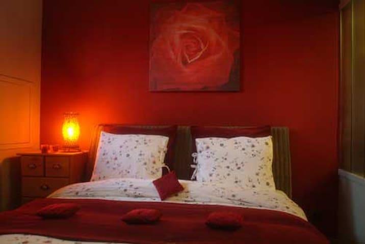 Nice room in an old brickyard - Gand - Bed & Breakfast