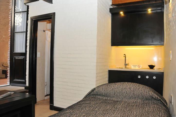 Habitaciones con baño privado para 4 pax - Buenos Aires - Bed & Breakfast
