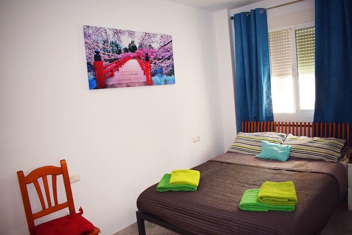 Centro de Murcia + WIFI + DESAYUNO - Murcia - Apartamento