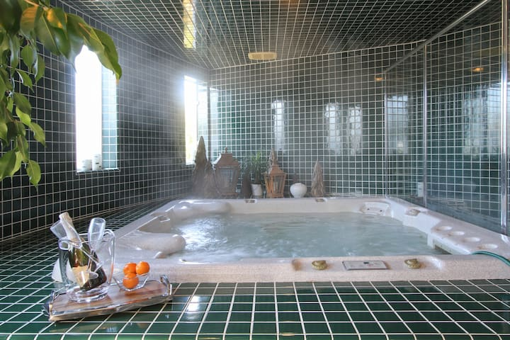Private Spa Suite on secluded and gated estate - 博德加灣(Bodega Bay)