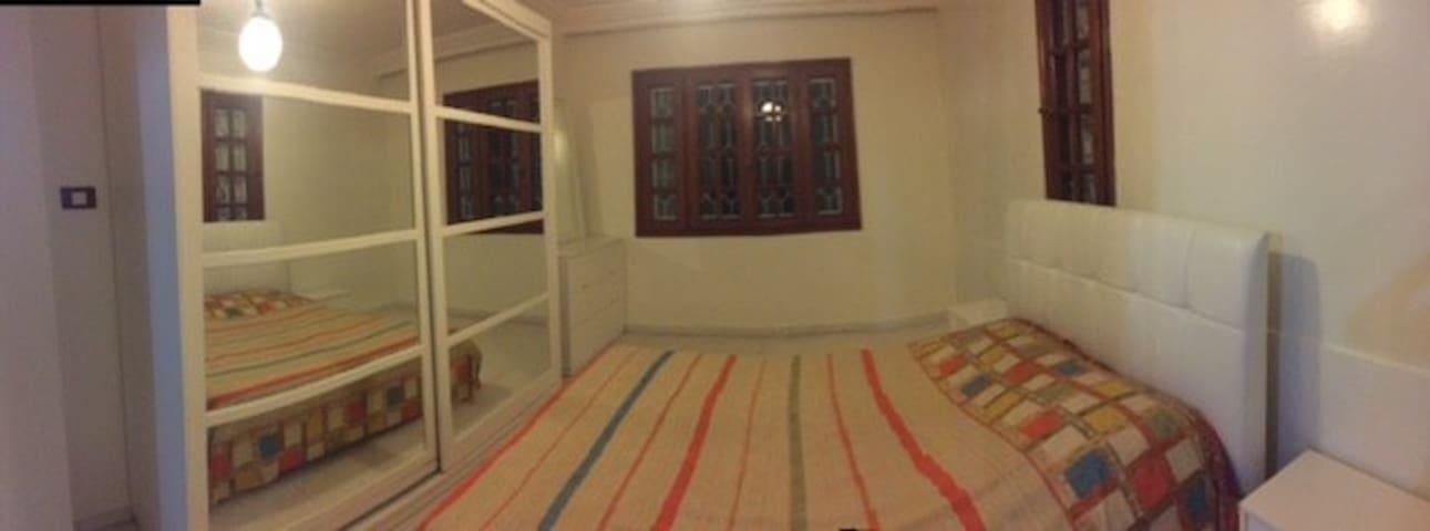Maison/Chambre - Ez Zahra - Radhus