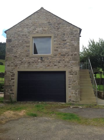 Rural apartment with stunning views - Clitheroe - Leilighet