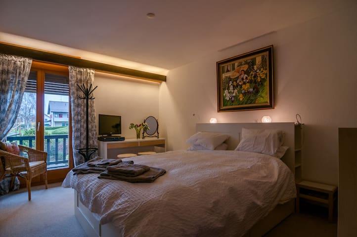 Cosy room - Chavannes-de-Bogis - Huis