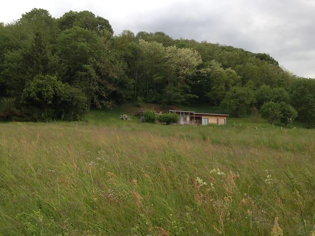Maison au pied du coteau Les Serres & Bois Malaval - Saint Thomas en Royans - Huis