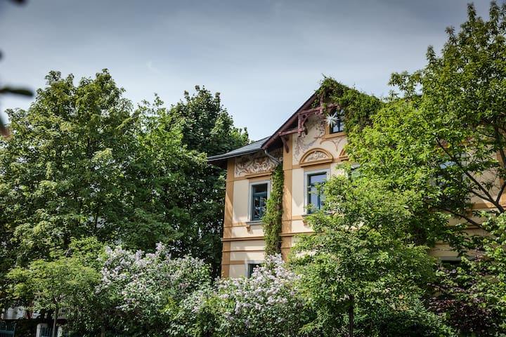 Urlaub an den Weinbergen - Radebeul - Departamento