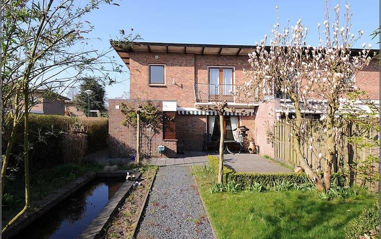 Holiday in Loosdrecht - Loosdrecht - Casa