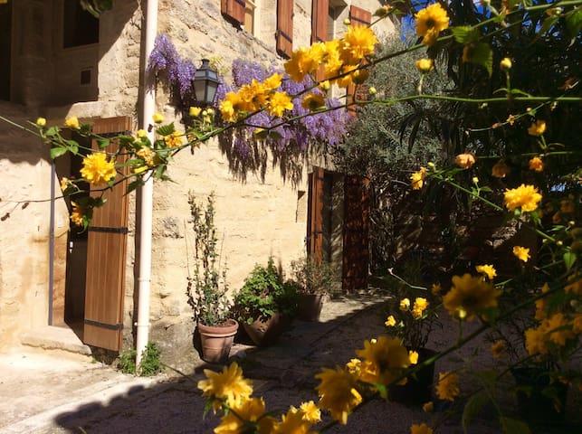 Garden studio in Saint-Siffret - Saint-Siffret - Квартира