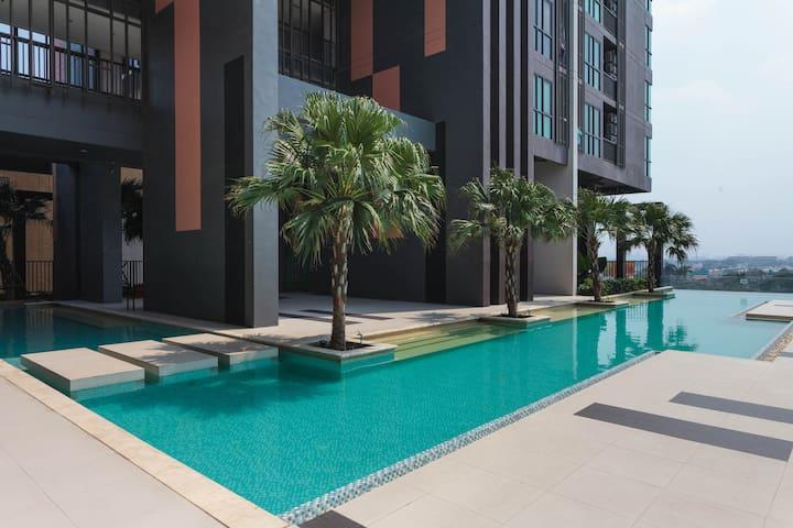 New 3BR Apartment near Impact - Pak Kret - Lejlighed