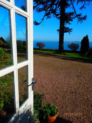 Spectacular views over River Forth - Aberdour - Casa