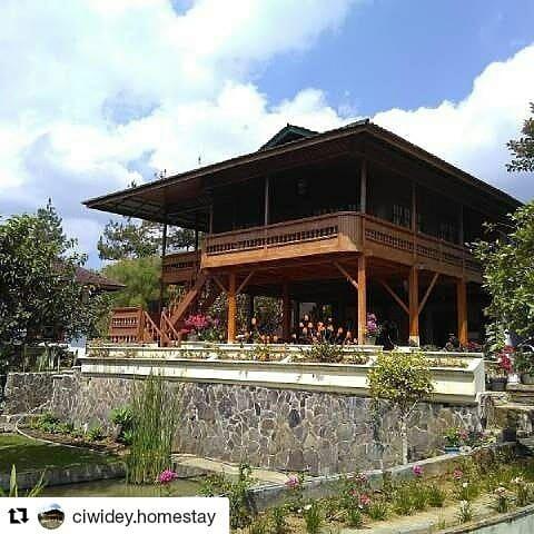 Ciwidey Villa /Homestay Rancabolang - Ciwidey - Natur lodge