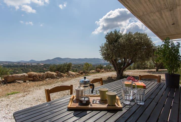 Athens countryside retreat near airport & beaches - Anatoliki Attiki