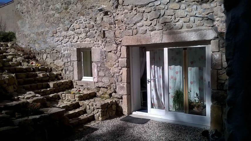 Les Sureaux - La tanière - calme assuré - Chazelles-sur-Lavieu