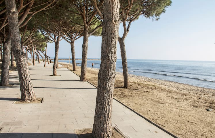 Apartment by the beach near Port Aventura! - Cambrils - Daire