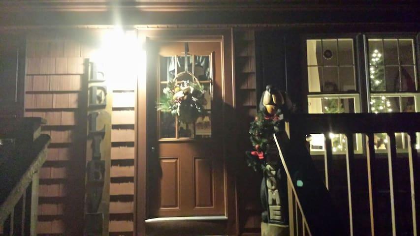 Christmas Angles Bed & Breakfast - Hannacroix - Casa
