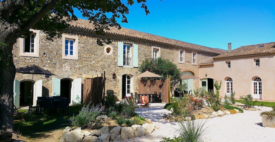 Domaine de Puychêne -  Laurier for 4 persons - Saint-Nazaire-d'Aude