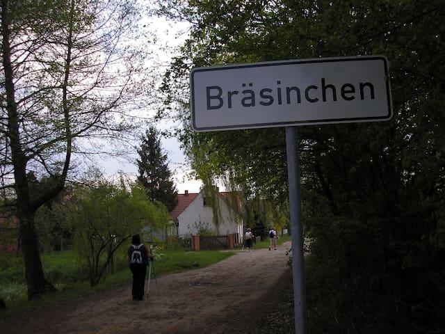 Radeln, Wandern , Baden, Gartennutzung - Neuhausen/Spree - Domek parterowy