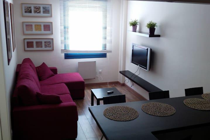 Apartamentos a Pie de Pista en San Isidro, Leon. - San Isidro - Lägenhet