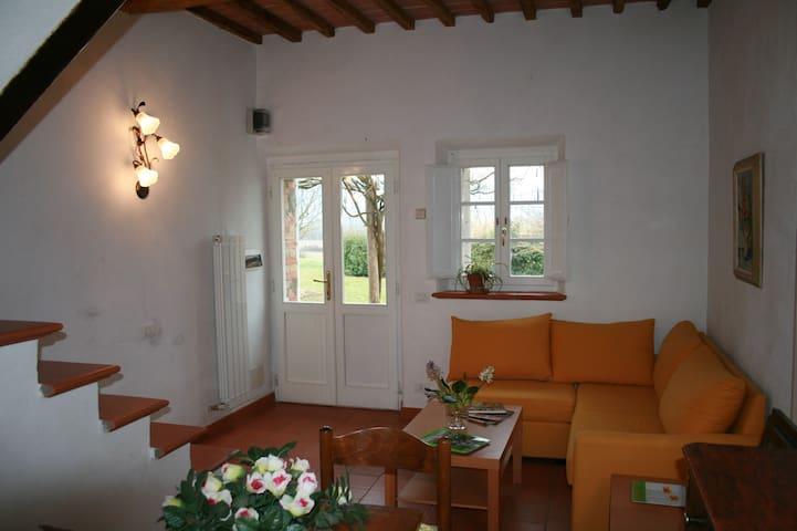 Casa Giovanna Ap.1 - San rocco a pilli
