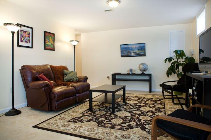 Nations Capital Suburban Apartment - Beltsville