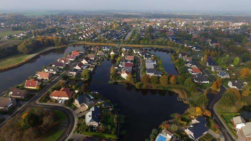 A place on a peninsula - Oude Pekela - Rumah