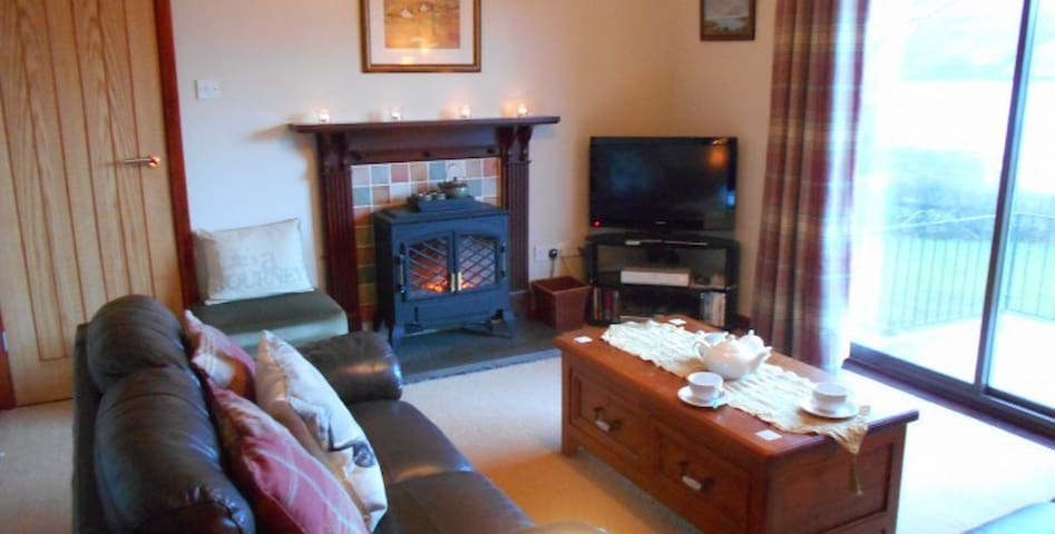 Self Catering Holiday Cottage, Skye - Sconser - Casa