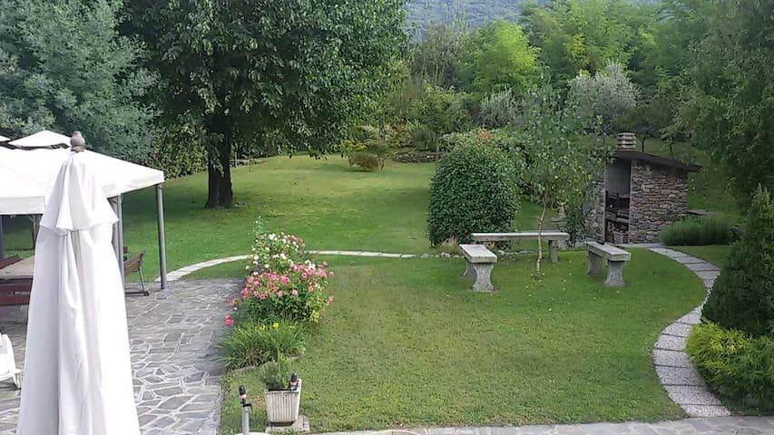 The Garden - Colico Piano - Maison