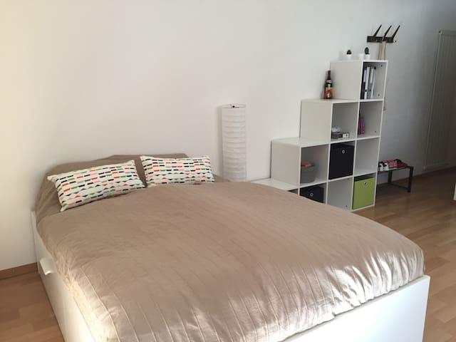 Joli studio ensoleillé - Leukerbad - Apartment