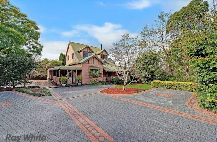 靠近Parramatta的园林别墅,舒适宽敞,交通便捷,房东友善 2 - North Rocks - Rumah