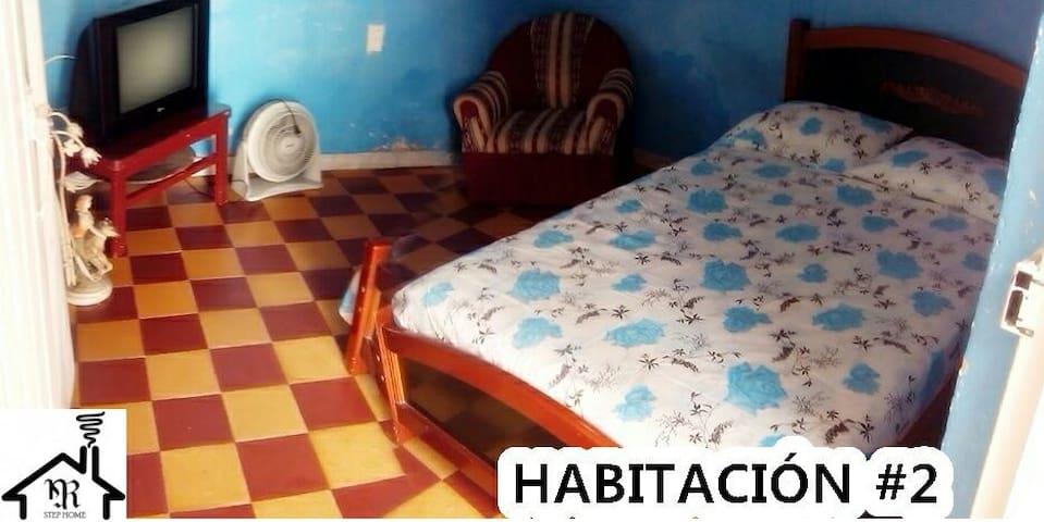 HABITACIÓN CON 1 CAMA COMODA - Guadalajara de Buga, Valle del Cauca, CO - House