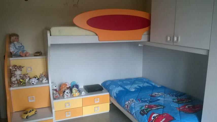Stanza 2 posti letto in Bra (CN) - Bra - Departamento