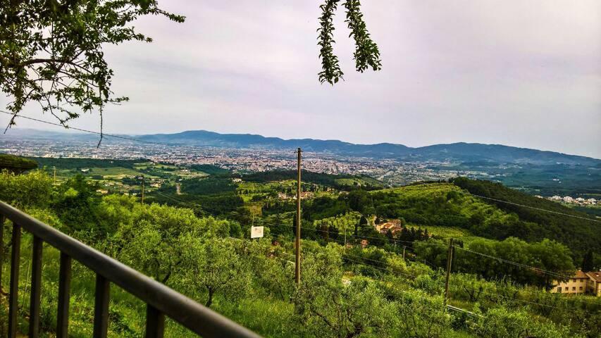 CASA IN COLLINA - Toscana - 一軒家