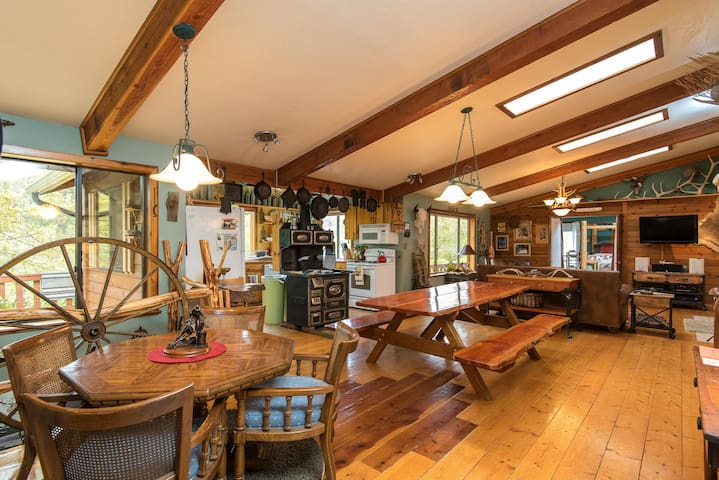 The Columbia River Gorge Guesthouse - 瓦休戈(Washougal) - 獨棟