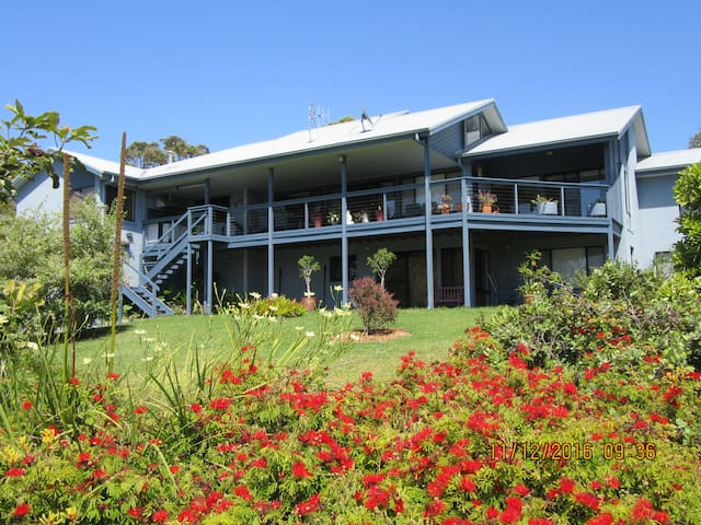 The Haven, a peaceful place to chill out - Hallidays Point - Byt